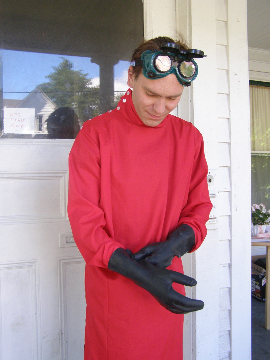 dr horrible - Dr Horrible Halloween Costume